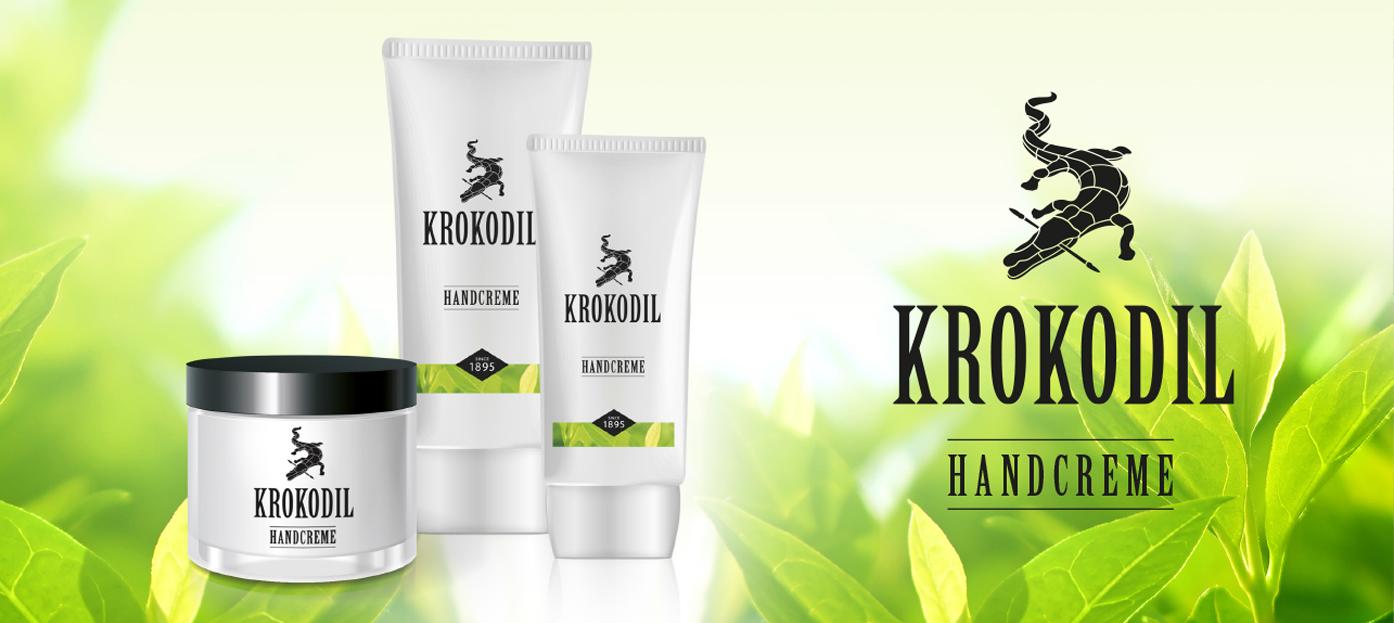 Crocodile Kortrijk: Krokodil handcrème